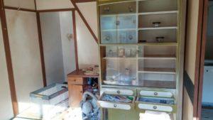 神辺町で冷蔵庫、ダブルベッドなど回収のお客様の画像