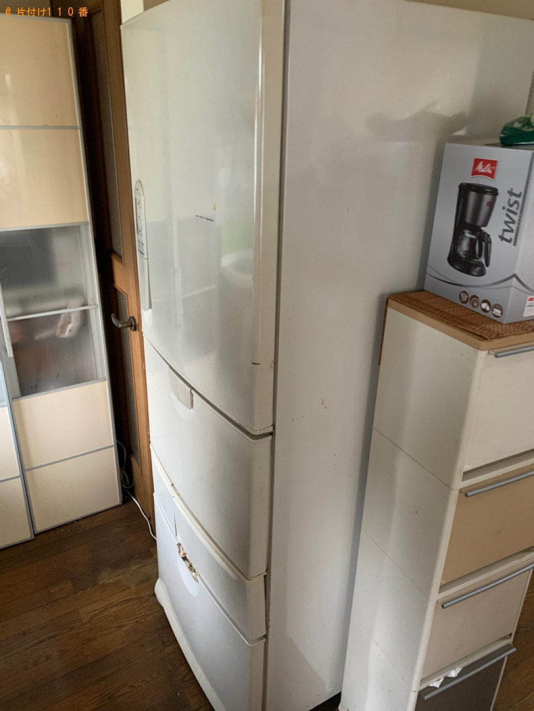 【福山市】冷蔵庫、テレビ、洗濯機、業務用品等の回収・処分ご依頼