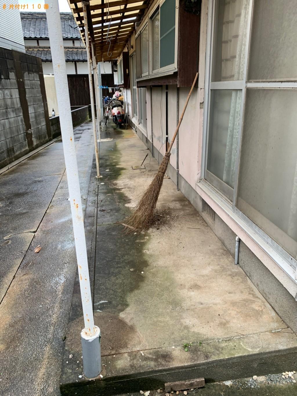 【福山市】テレビ、自転車、鉢植え、小型家電の回収・処分ご依頼