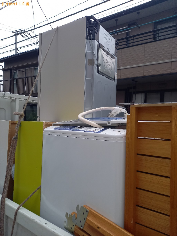 【福山市】冷蔵庫、洗濯機の回収・処分ご依頼 お客様の声