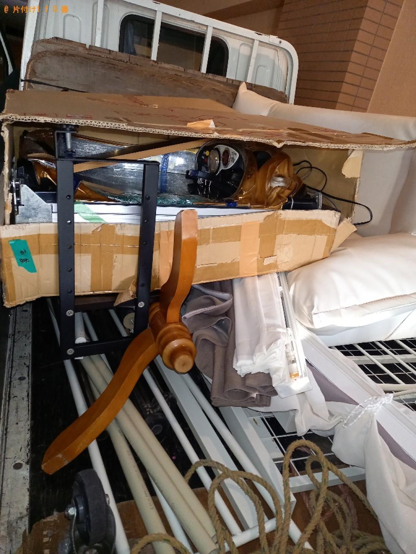 【福山市】パチスロ機、ロールカーテンの回収・処分ご依頼