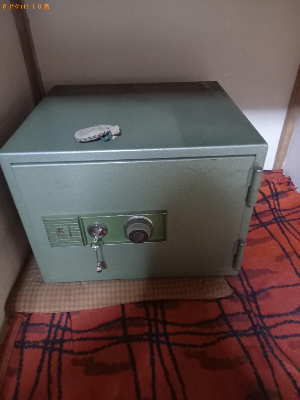 【福山市】冷蔵庫、金庫、電子レンジ等の回収・処分ご依頼
