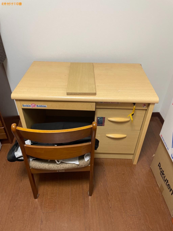 学習机、椅子の回収・処分ご依頼 お客様の声